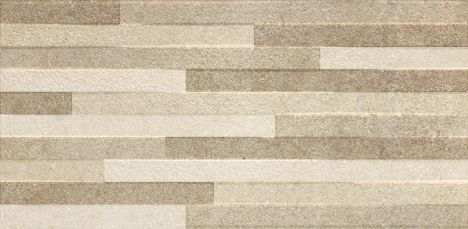 Bathroom Collection BC509 600mm x 300mm Stuck Pierre Taupe Rectified Bathroom Wall Tiles