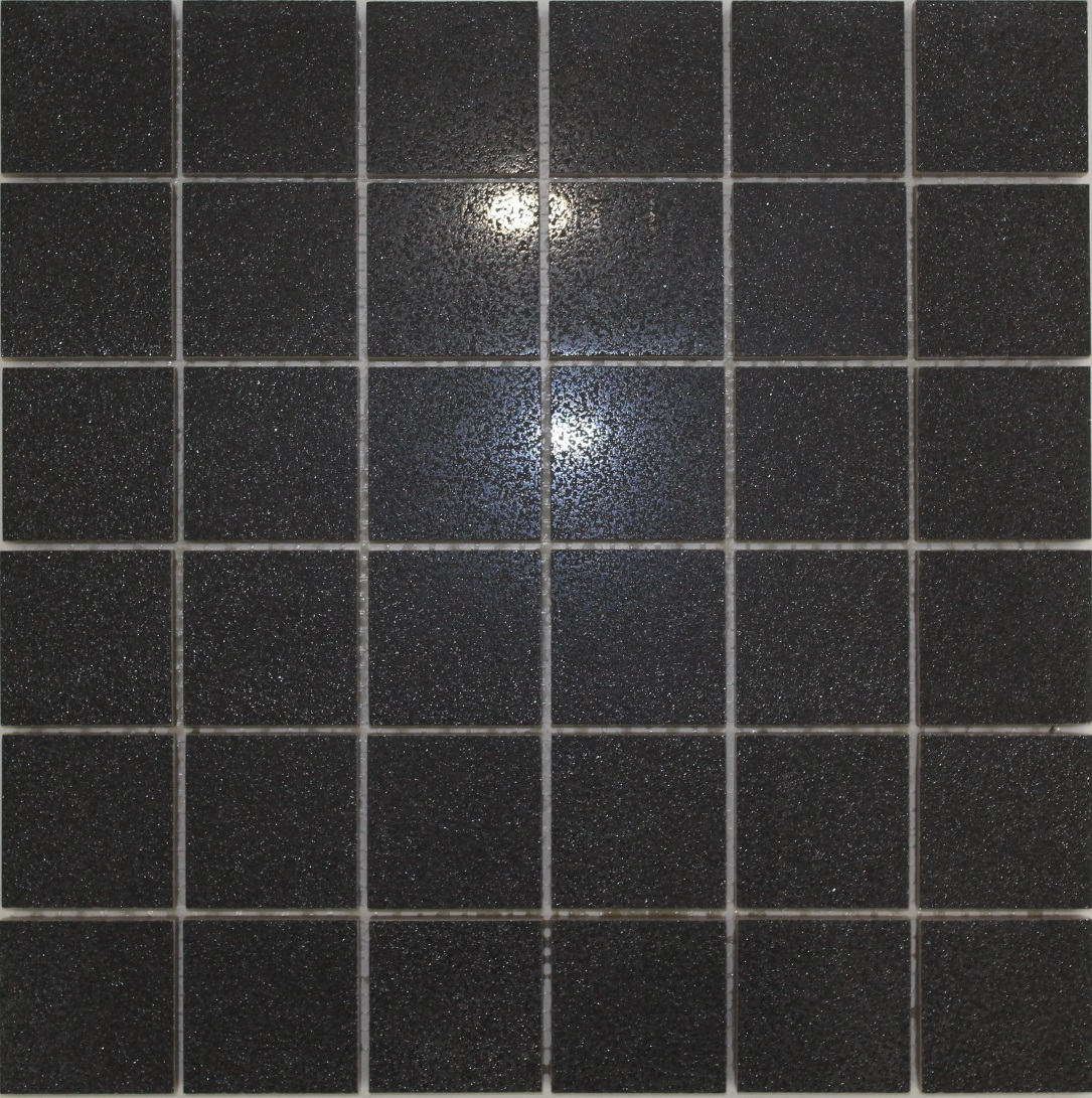 Collection FC239 297mm x 297mm Cambia Black Square Mosaic