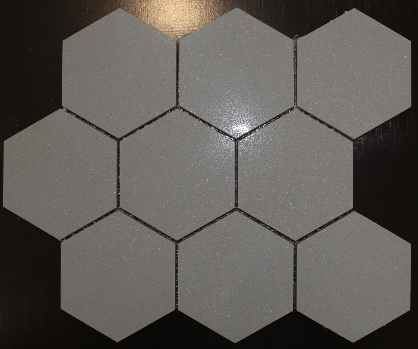 Collection FC240 334mm x 275mm Cambia Gris Hexagon Mosaic