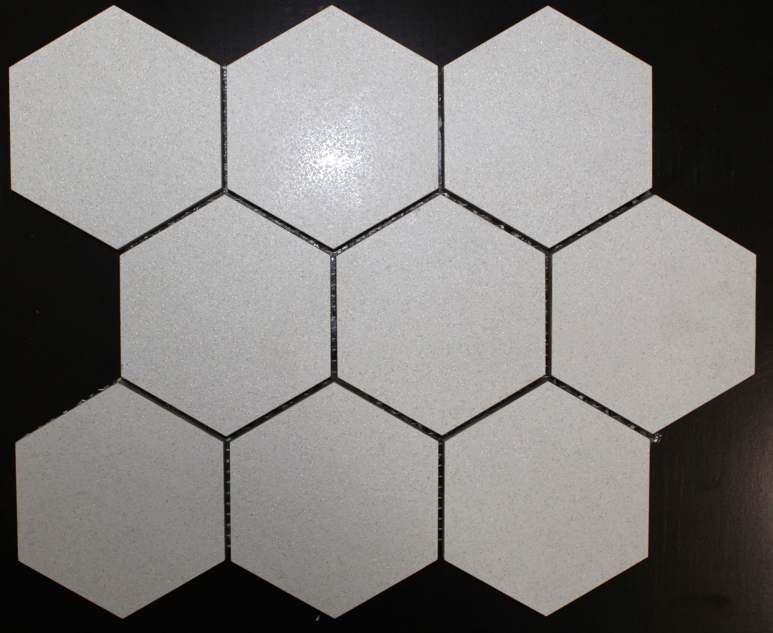 Collection FC241 334mm x 275mm Cambia White Hexagon Mosaic
