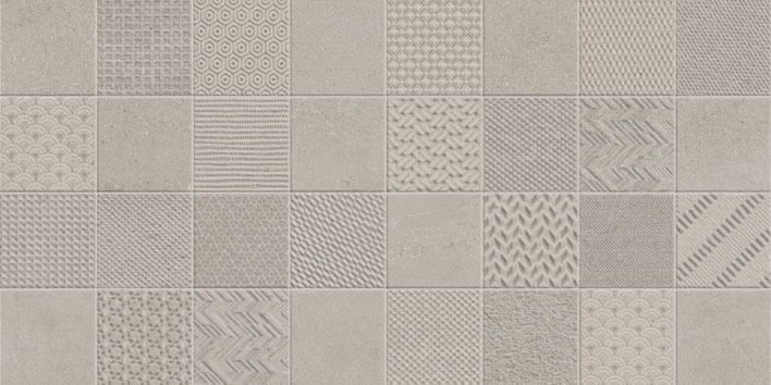 Collection BC546 Stoneage Grey Kit Decor
