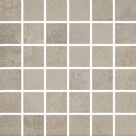 Stokes Tiles Bathroom Collection FC138 Form Nut Mosaic