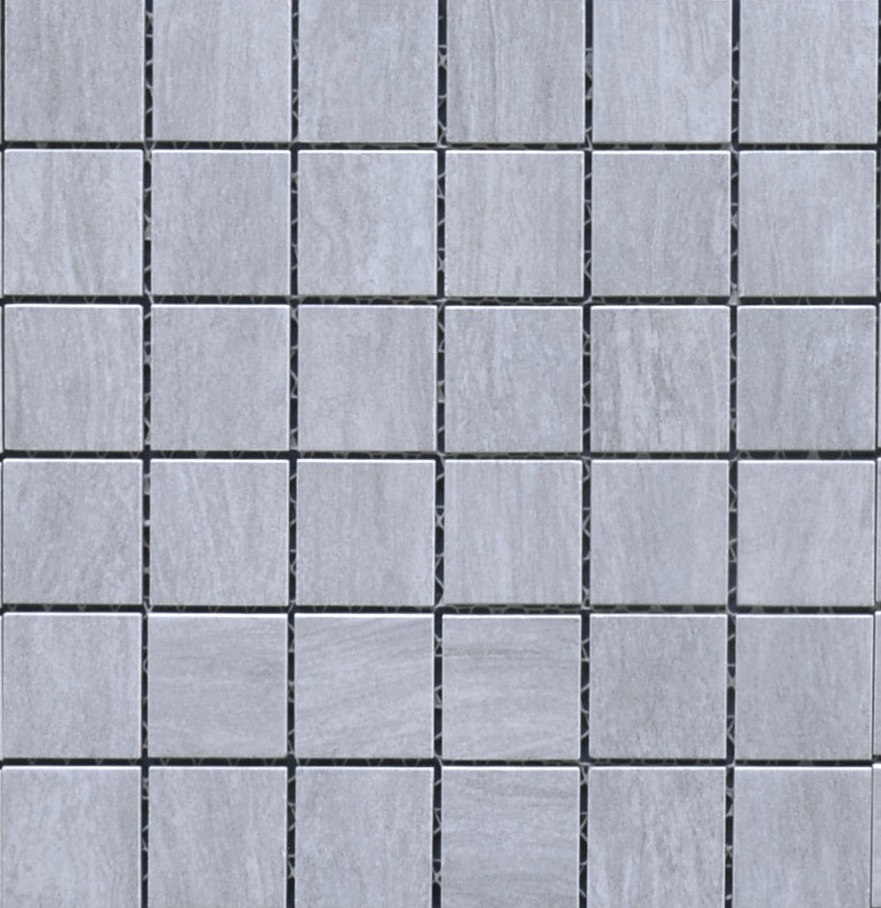 Floor Collection FC76 Cool Grey Mosaic